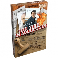 Detective Stories Case 1: The Fire in Adlerstein