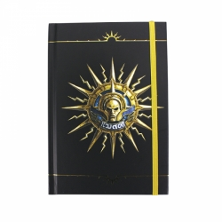 A5 Notebook - Age of Sigmar (Stormcast Eternal)