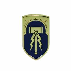 Pin Badge - Age of Sigmar (Stormcast Shield)
