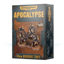 Apocalypse Movement Trays - 40mm