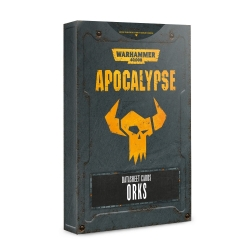Apocalypse Datasheets: Orks - English