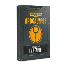 Apocalypse Datasheets: T'au Empire - English