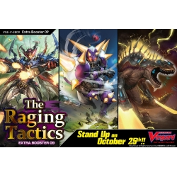 CFV The Raging Tactics Booster Box