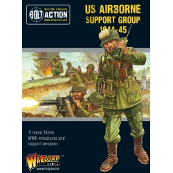 US Airborne Support Group 1944-45