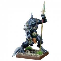 Trident Realm Support Pack: Placoderm Defender
