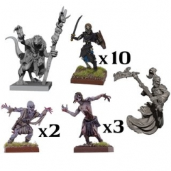 Undead Warband Set