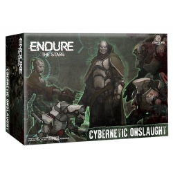 Endure the Stars 1.5: Cybernetic Onslaught