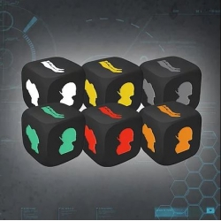 Endure the Stars 1.5: Colour Match Character Injury Dice