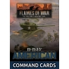 D-Day American Command Cards