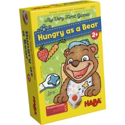 My First Hungry as a Bear