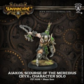 Aiakos Scourge of the Meredius