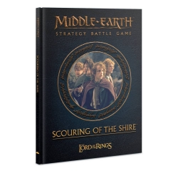 Middle-Earth Strategy Battle Game: Scouring Of The Shire - English