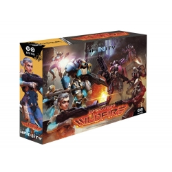 Operation: Wildfire Battle Pack + Hippolyta Exclusive Model
