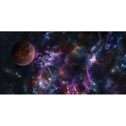 Space Sector 6 6x3 Gaming Mat