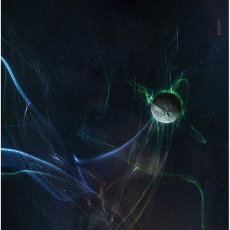 Space Sector 7 3x3 Gaming Mat (Variant A)