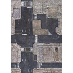 Urban Zone 6x4 Gaming Mat
