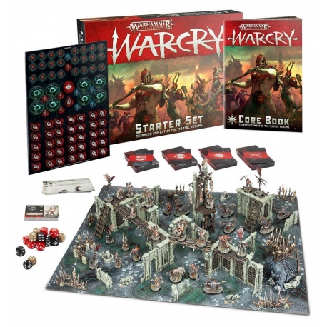 Age Of Sigmar: Warcry - English