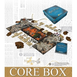 Harry Potter Miniatures Adventure Game Core Box