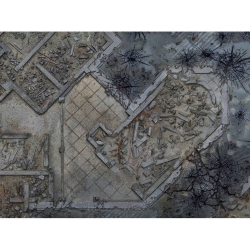 Warzone City Kill Team Mat