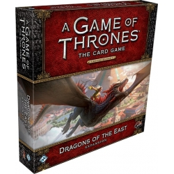 A Game of Thrones LCG 2nd Ed: Dragons of the East Deluxe Expansion