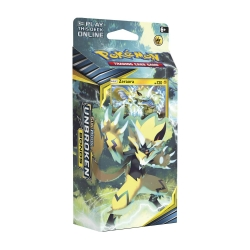 Pokemon TCG: Sun & Moon 10 Unbroken Bonds Single Theme Deck