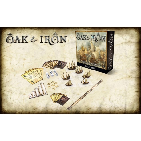 Oak & Iron: 2 Player Starter Set