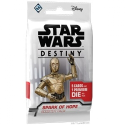 Star Wars Destiny: Spark of Hope Single Booster Pack