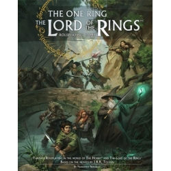 The One Ring: The Lord of the Rings RPG 2nd Edition Rulebook