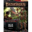 Adventure Path: Cult of Cinders: Age of Ashes 2 of 6: Pathfinder RPG 2nd Edition