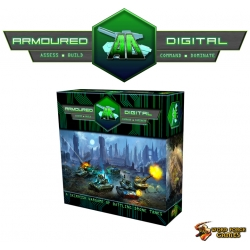 Armoured Digital Core Game