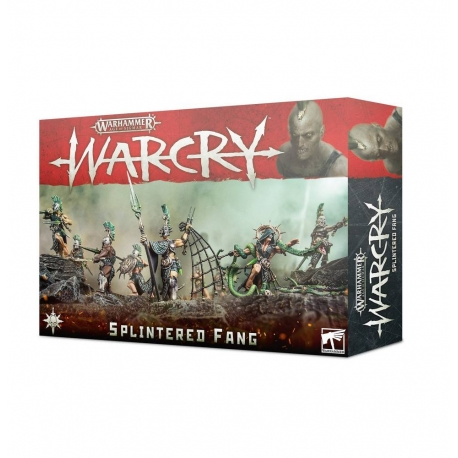 Warcry: The Splintered Fang