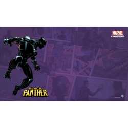 Black Panther Game Mat