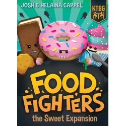 Foodfighters: Sweet Expansion Faction