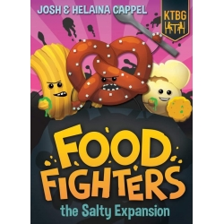 Foodfighters: Salty Expansion Faction