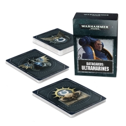 Datacards: Ultramarines - English
