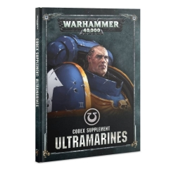 Codex: Ultramarines Hardback - English