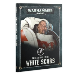 Codex: White Scars Hardback - English