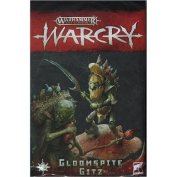 Warcry: Gloomspite Gitz Card Pack