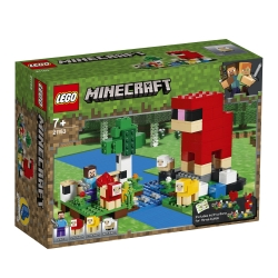 The Wool Farm LEGO® Minecraft 21153