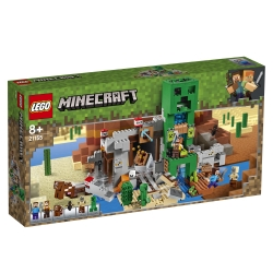 The Creeper™ Mine LEGO® Minecraft 21155