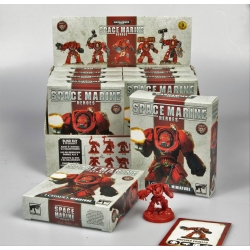 Warhammer 40,000: Space Marine Heroes Series 2 Full Case