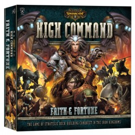 Warmachine High Command Faith and Fortune Core Set