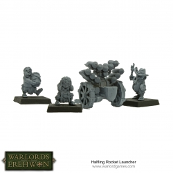 Halfling Rocket Launcher