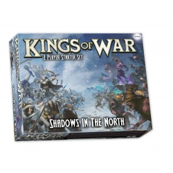 Kings of War: Shadows in the North 2 Player Starter Set