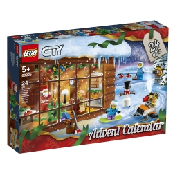 LEGO® City Advent Calendar 60235