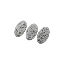 Jungle Bases, Oval 75mm