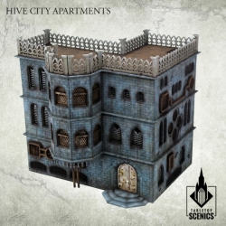 Hive City Apartments