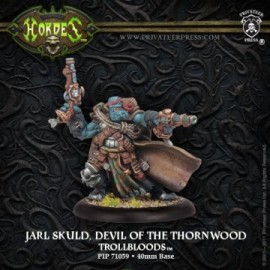 Warlock Jarl Skuld - Devil of the Thornwood