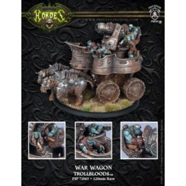 Trollkin War Wagon Battle Engine