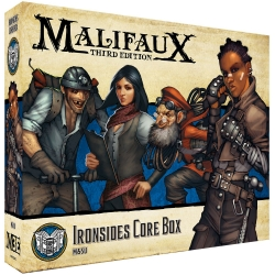Ironsides Core Box